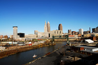 Cleveland and the Cuyahoga